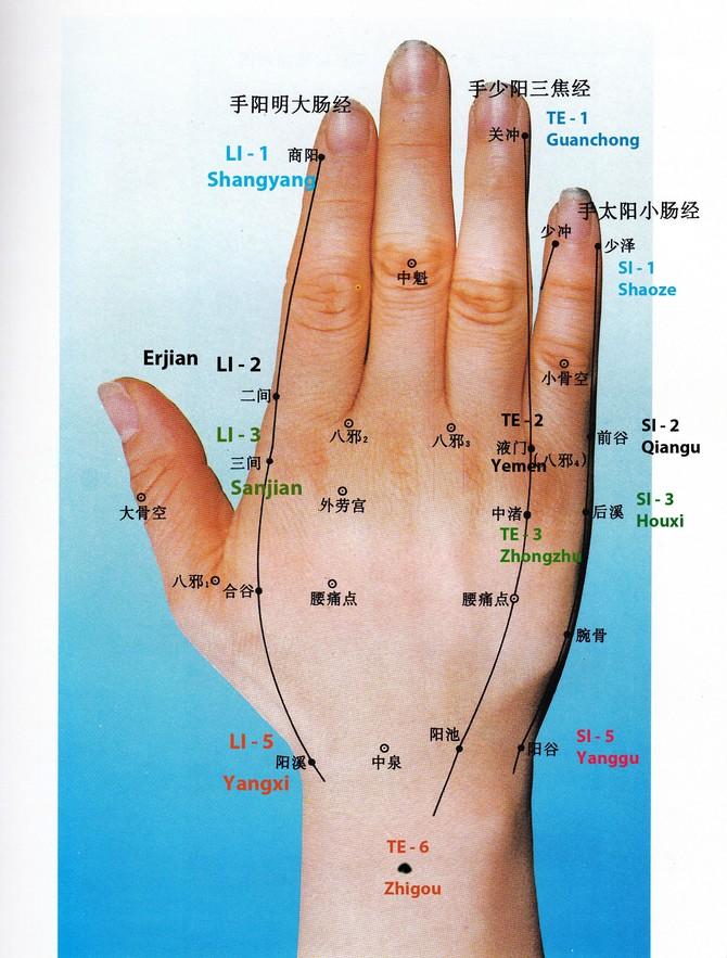 Shu antichi della mano e polso - Bagni di paraffina alle mani ...